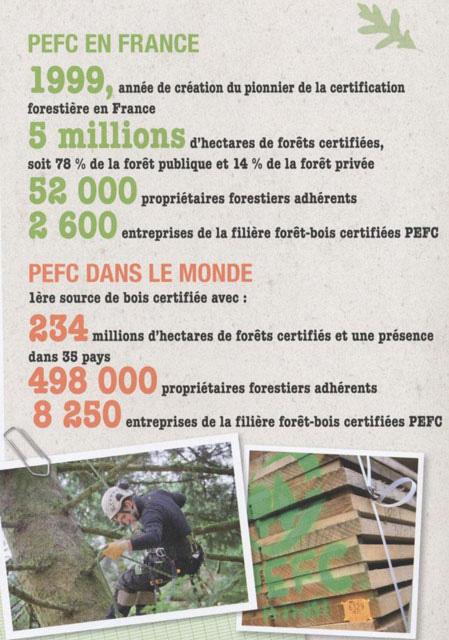 PEFC, notre engagement pour nos forêts