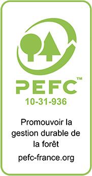 PEFC, une garantie certifiée